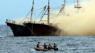 Menteri Edhy Akan Serahkan Kapal Pencuri Ikan ke Nelayan