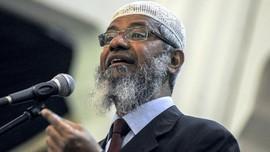 Zakir Naik Minta Maaf Usai 10 Jam Diinterogasi Polisi