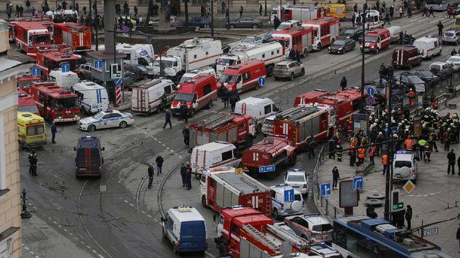 Teror di Rusia: ISIS atau Separatis Chechnya