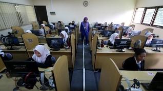 BPS: Lulusan SMK Banyak Menganggur Sepanjang 2017