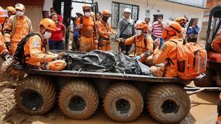 Kolombia Mulai Kuburkan Ratusan Korban Longsor yang Membusuk