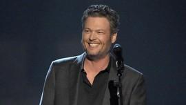 Blake Shelton Dikabarkan Khawatir Jadi Objek Lagu Mantan