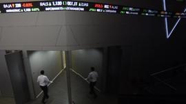 IHSG Merespons Negatif Kenaikan Bunga Acuan The Fed