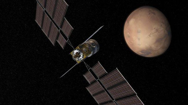 NASA Temukan Bukti Kehidupan di Mars