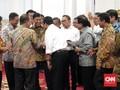 Perayaan Kecil 70 Tahun Wiranto di Istana Negara