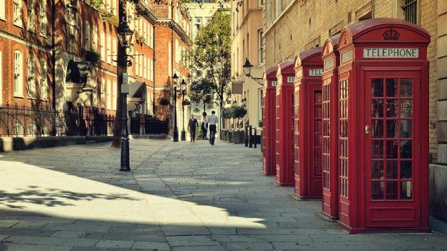 Jadi Kafe dan Kios, Boks Telepon Merah Inggris Berbenah