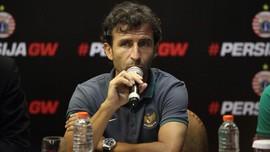 PSSI Masih Berharap Luis Milla Latih Timnas Indonesia
