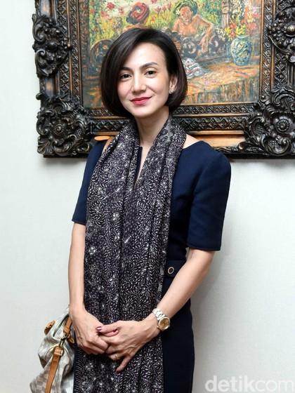 Foto: Pesona Wanda Hamidah yang Makin Cantik Jelang 40 Tahun