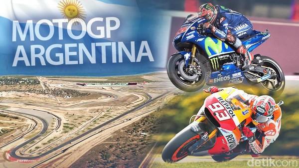 Vinales Berjaya di MotoGP Argentina