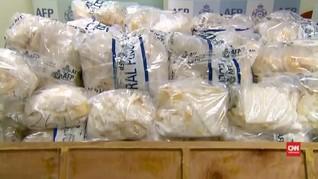 Ratusan Kilogram Meth Australia Diduga Berasal dari Asia
