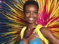 Enam Model Afrika yang Memberi 'Warna' Panggung Mode Dunia