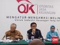 OJK  Dinilai Tumpul Atasi Ketimpangan di Sektor Keuangan