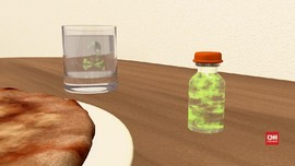 Sarin, Senjata Kimia Berbahaya yang Mematikan