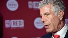 Anthony Bourdain Tolak Ide Burger tanpa Daging