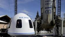 Blue Origin Berhasil Luncurkan Uji Coba Roket Turis Antariksa