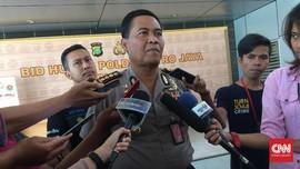 Polisi Bantah Pesan Imbauan Hindari Pusat Perbelanjaan