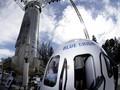 Amazon akan Uji Coba Ulang Roket Bawa Manusia ke Luar Angkasa