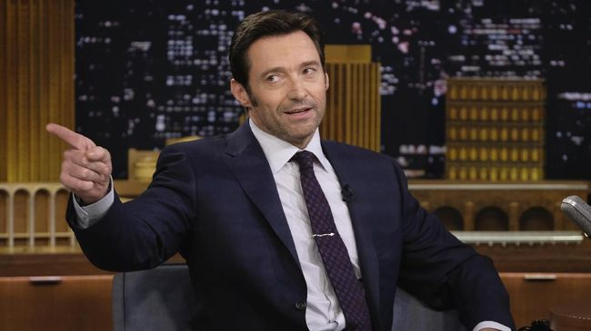 Hugh Jackman Akui Tolak Peran 'James Bond' demi 'X-Men'