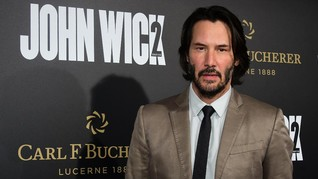Keanu Reeves 'Dituntut' Jadi 'Person of the Year'
