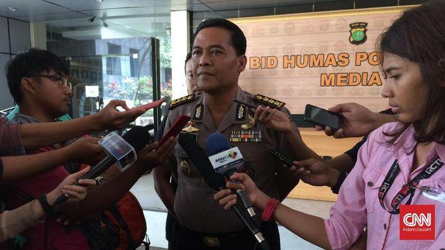 Aksi 20 Mei Berlangsung di Beberapa Titik di Jakarta
