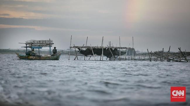 Harapan para nelayan, pemerintah memiliki solusi yang nyata mengenai reklamasi bagi kaum nelayan, sehingga para nelayan dapat memperbaiki tingkat kesejahteraan mereka. (CNN Indonesia/ Hesti Rika)