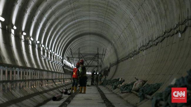 <i>Groundbreaking</i> MRT Tahap Dua Terancam Batal