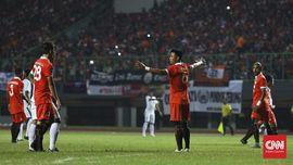 Persija Tekuk Persiba 2-0 di Stadion Gajayana
