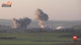Kengerian Masih Hantui Korban Serangan Gas Kimia Suriah