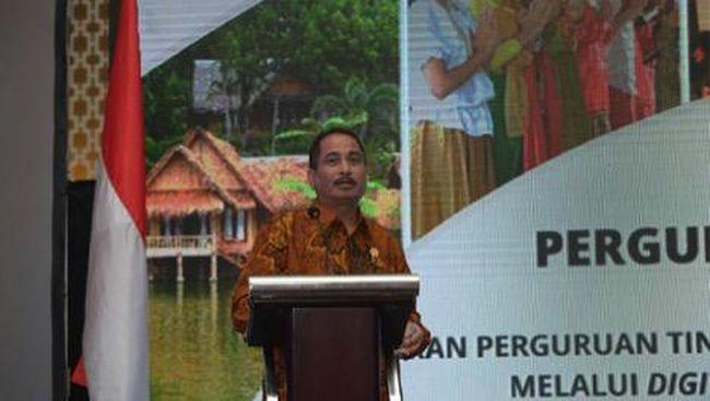 Program Prioritas Titipan Menpar Arief Yahya