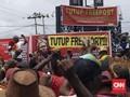 Ribuan Karyawan Freeport Mogok Kerja Mulai 1 Mei