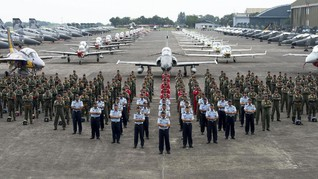 Jokowi Diusulkan Tunjuk Panglima TNI dari Angkatan Udara