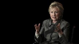 Hillary Clinton Tak Bakal Maju di Pilpres AS 2020