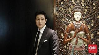 So Ji Sub Konfirmasi Pacaran dengan Jo Eun Jung