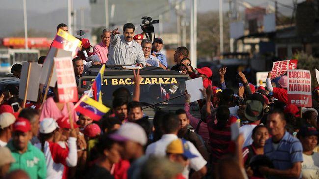Venezuela Usir Duta Besar Spanyol