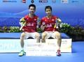 Kevin/Marcus Absen di Kejuaraan Asia