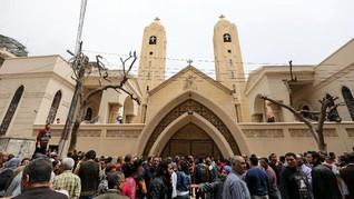 Tentara Mesir Tewaskan 40 Anggota Kelompok Militan
