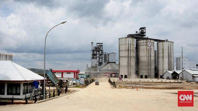 SMGR Bikin Pabrik di Aceh, Semen Indonesia Aliri Anak Usaha Rp97 M