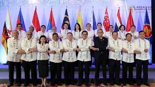ASEAN Pertegas Komitmen Perdagangan Bebas