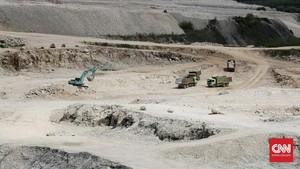 Polri Catat 240 Kasus Hukum di Sektor Pertambangan