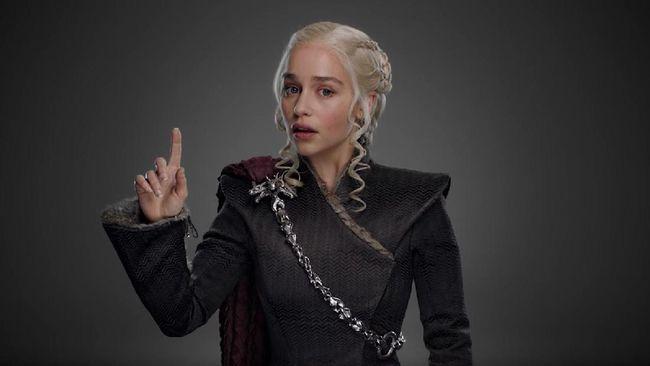 Kostum Game of Thrones Terbaru Jiplak Koleksi di Pekan Mode