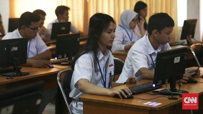 UNBK: Kombinasi 'Latihan' Kejujuran dan Kepandaian Siswa