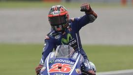 Jelang MotoGP Valencia, Vinales Ungkap Keinginan Ganti Nomor
