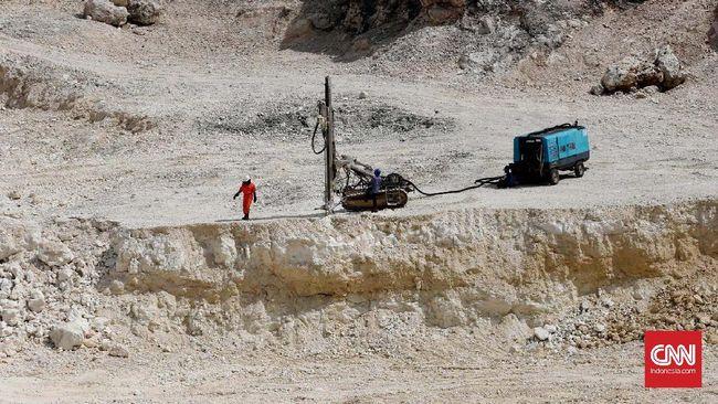 KPK Rekomendasikan Ribuan Izin Perusahaan Tambang Dicabut
