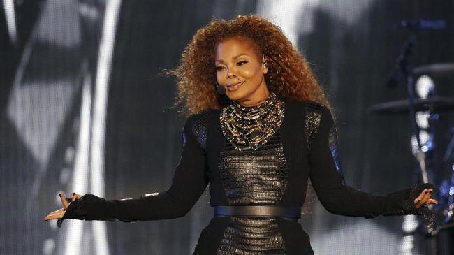 Janet Jackson Depresi karena Rasisme dan Rendah Diri