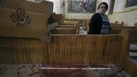 ISIS Klaim Serangan Berdarah Umat Kristen di Kairo