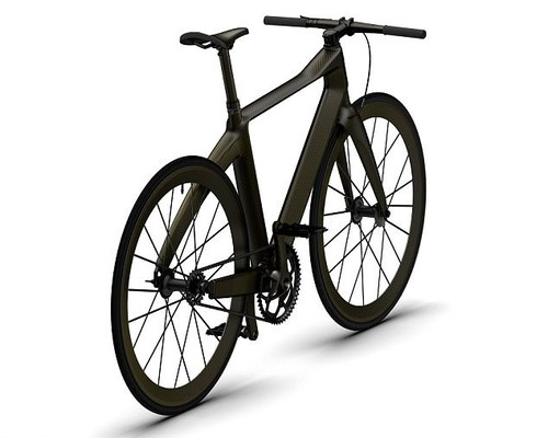 Sepeda Harga Fantastis Rp 500 Jutaan, Apa Istimewanya?