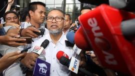 Belum Resmi, BW Tak Mau Bicara soal Panelis Debat Capres