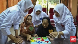 Pemprov Anggarkan Rp291 M 'Uang Bulanan' Lansia di Jakarta