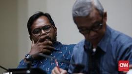 Dampingi Whistleblower, Haris Azhar Laporkan TPPU Nurhadi