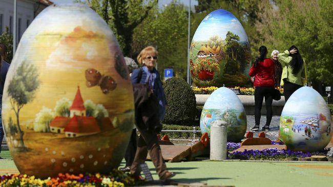 Asal Usul Telur Dan Kelinci Yang Identik Dengan Paskah